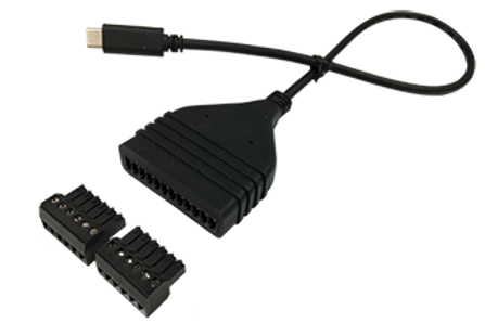 USB C to GPIO 12-pin Cable Kit