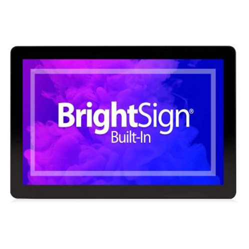 "BlueFin 10.1"" Integrated Brightsign & Touch Panel"