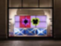 Video Wall Selfridges EyeSee Videowall