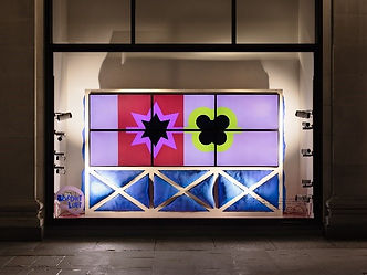 Video Wall Selfridges EyeSee Videowall