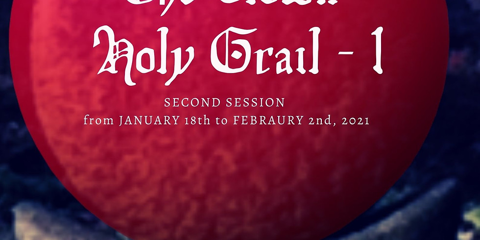 THE CLOWN HOLY GRAIL 1