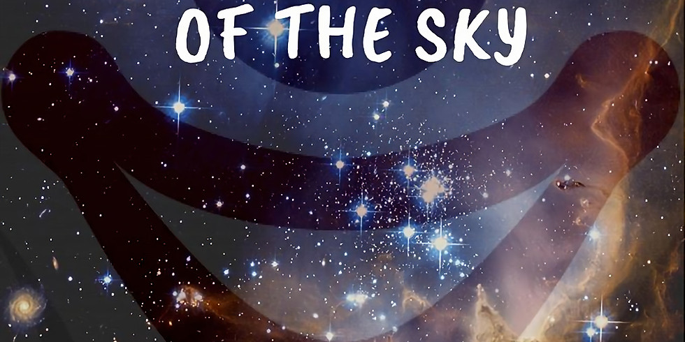 THE DAILY DALI AHAHA OF THE SKY - THE ILLUMINATE NOSE