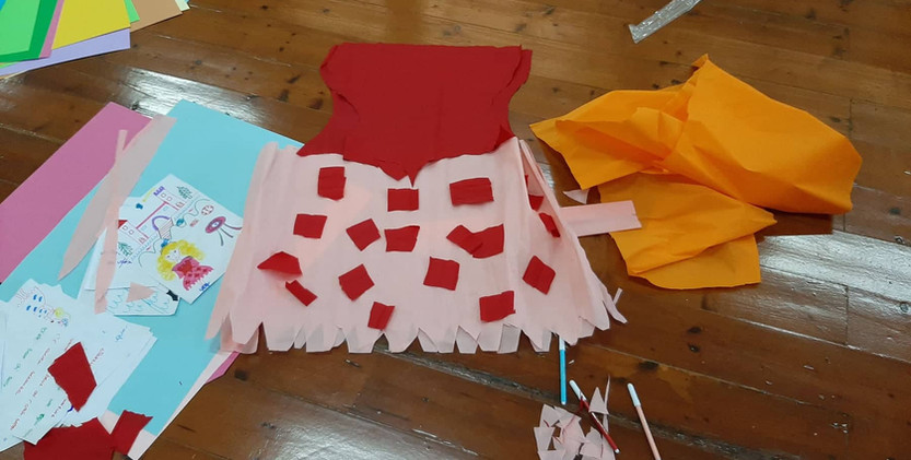 THE GARDEN OF SMILE - CREATION COSTUME B