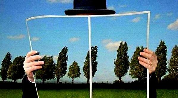 Opera di Rene Magritte