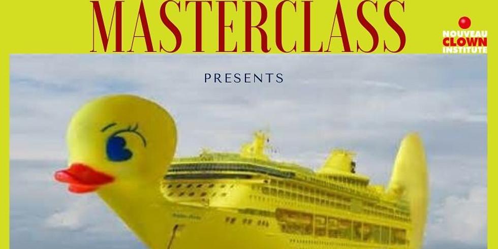 SHIPS OF FOOLS NCI MASTERCLASS