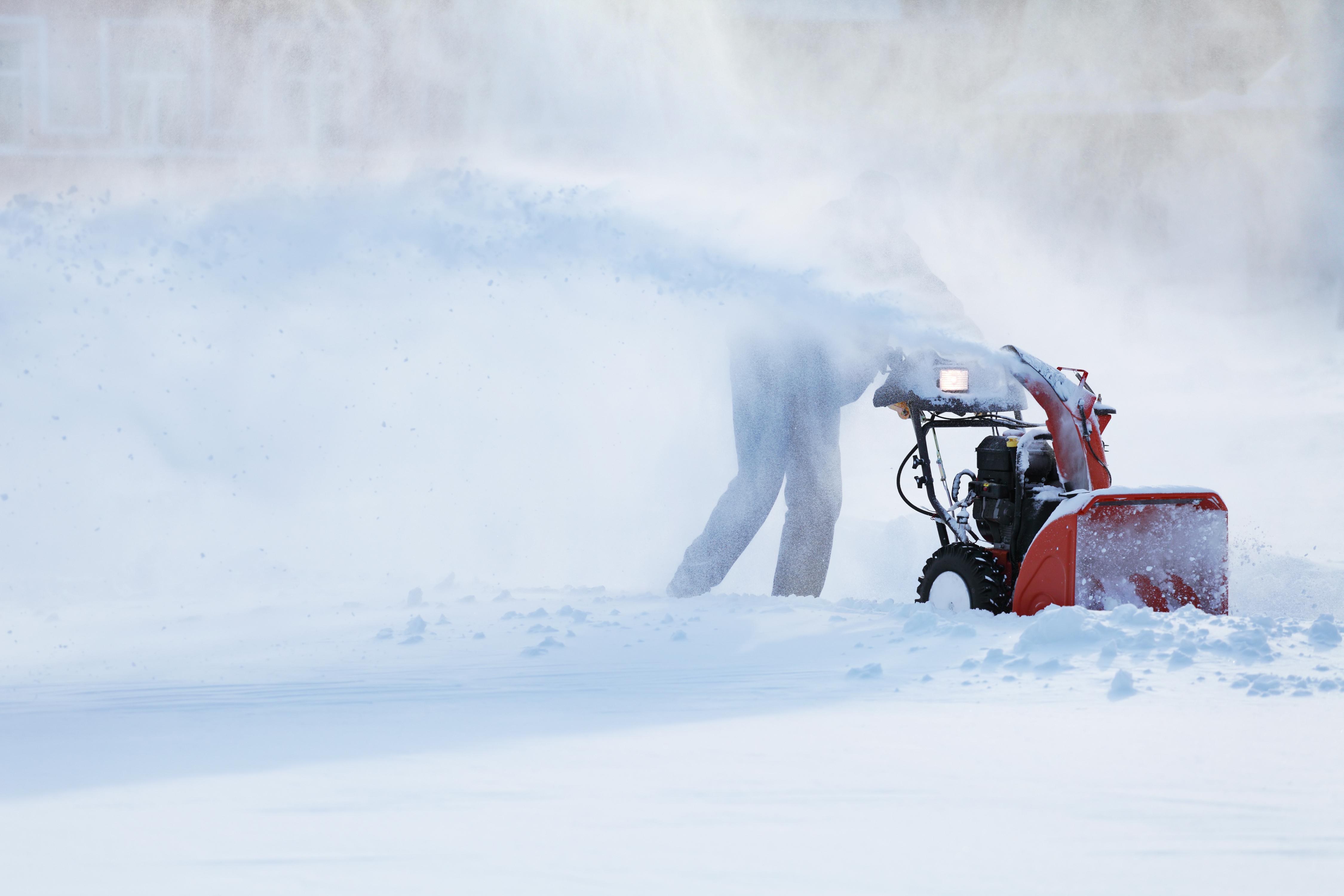 Zuverlässiger Winterdienst