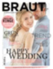 Braut und Bräutigam Magazin