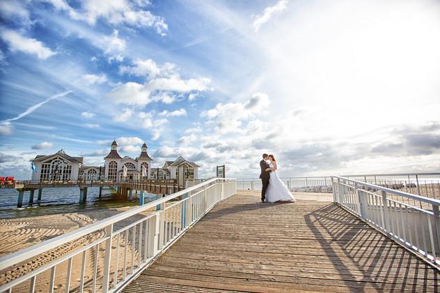 Fotograf Sellin Seebrücke