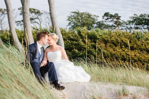 Fotoshooting an der Ostsee
