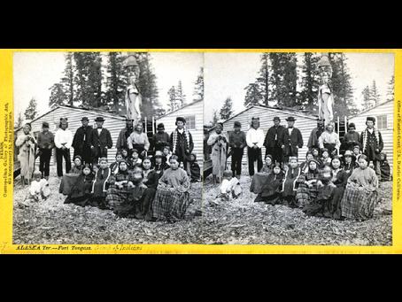 Muybridge in Alaska: 1868
