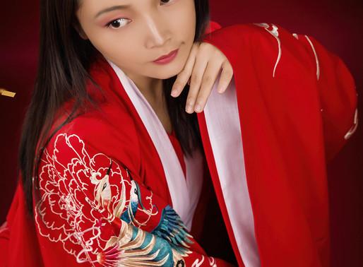 Rouge - 鸿运 CNY Mini Session
