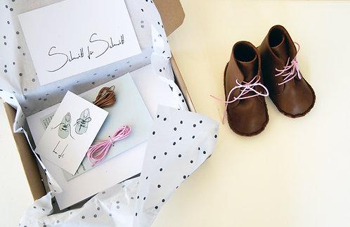 Baby Schuhe DIY Kit