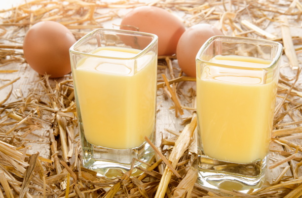 Is it safe to drink eggnog during pregnancy?