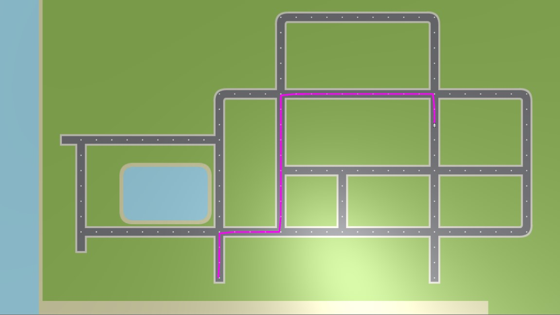 Traffic Navigation and Path Finding