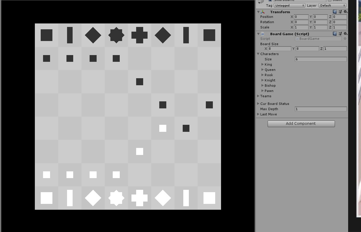 Board Game AI with Alpha beta pruning