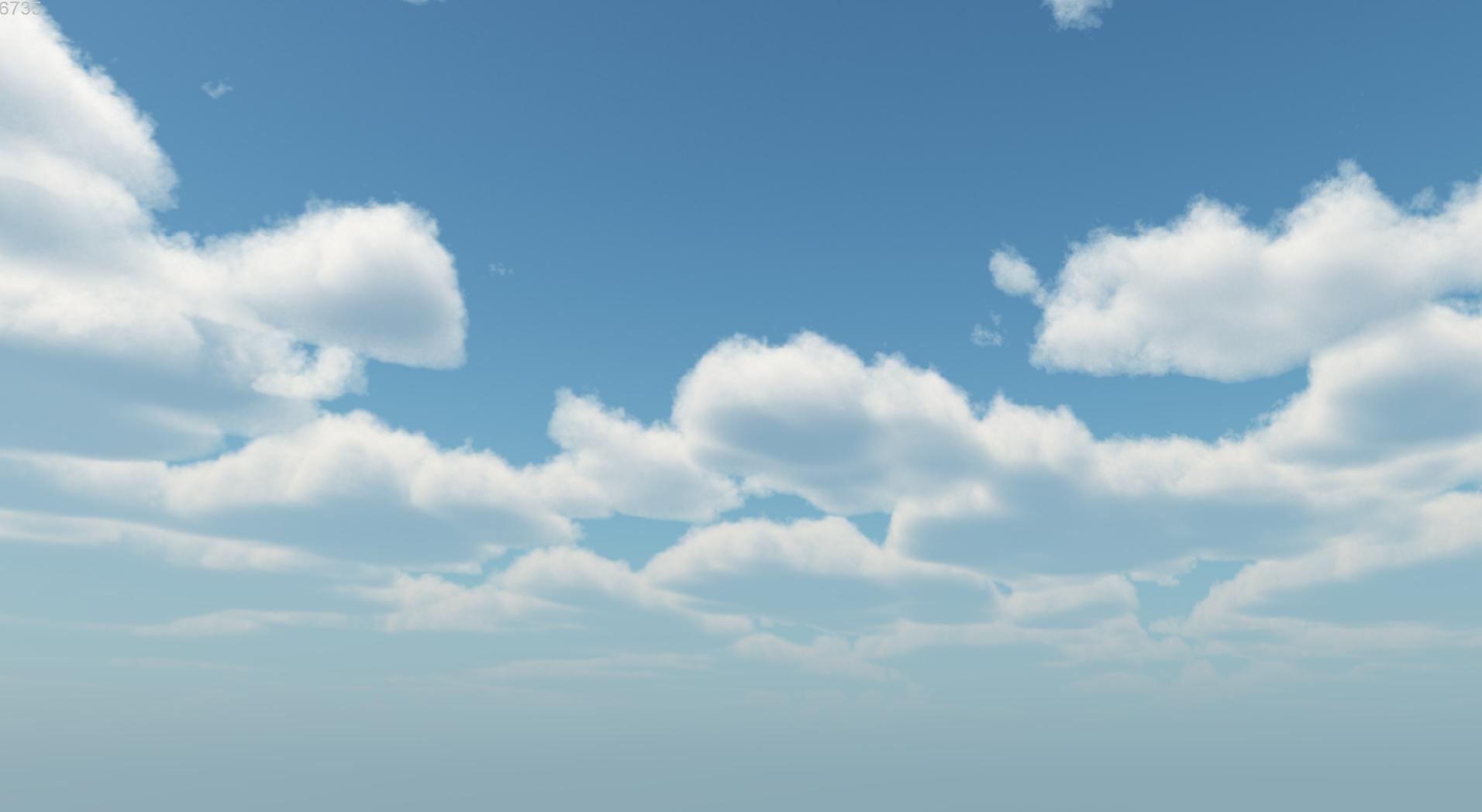 Skybox CUBE Texture
