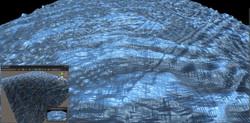 Interactive 3D water simulation, using compute shader
