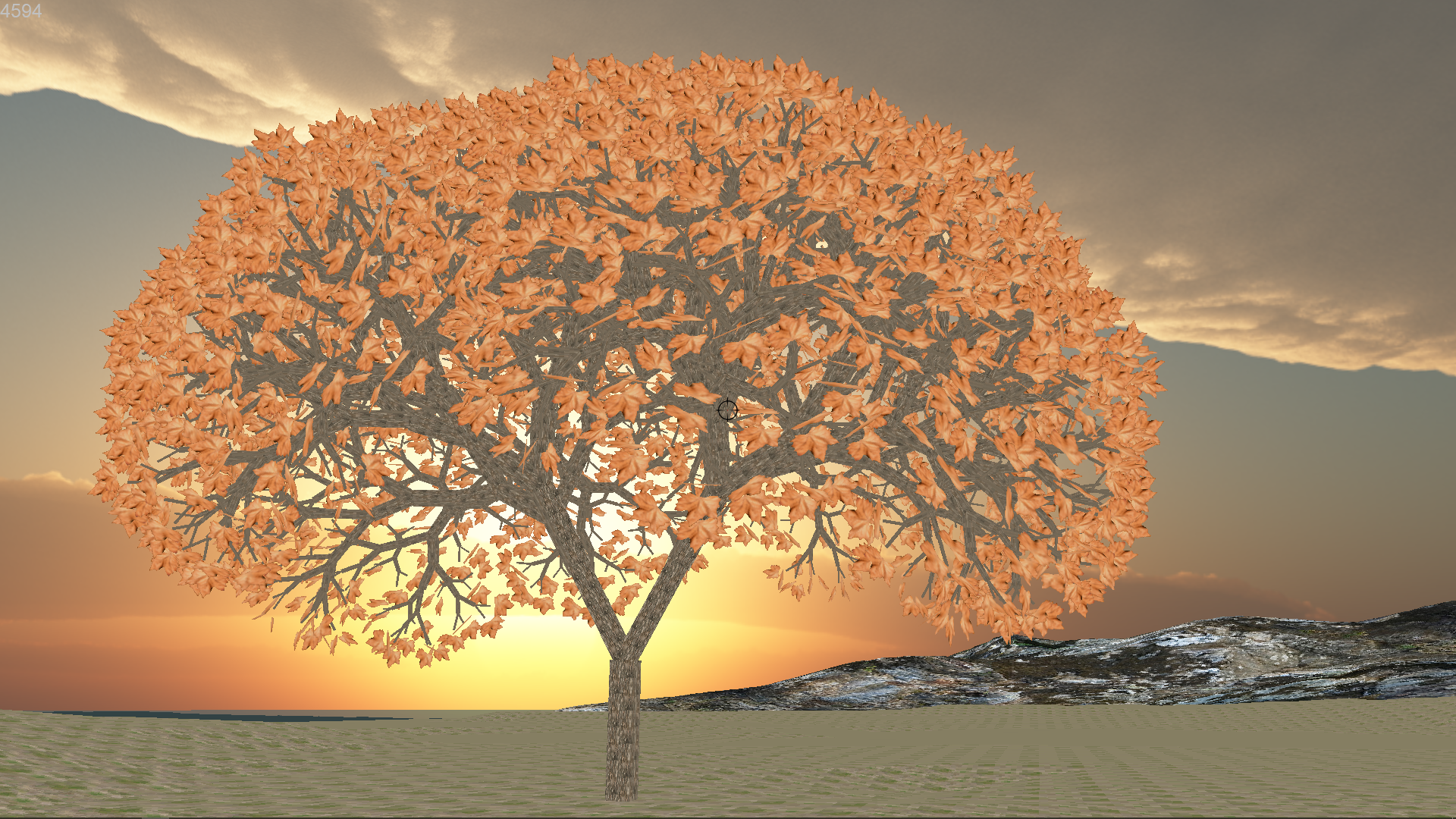 Optimized Tree mesh