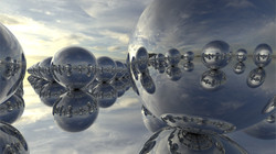 Ray Bouncing and Reflections using Compute Shaders