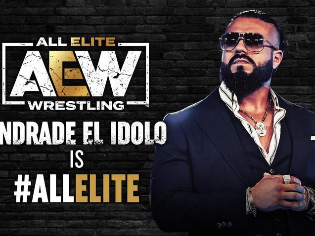 Andrade Is All Elite Wrestling Script