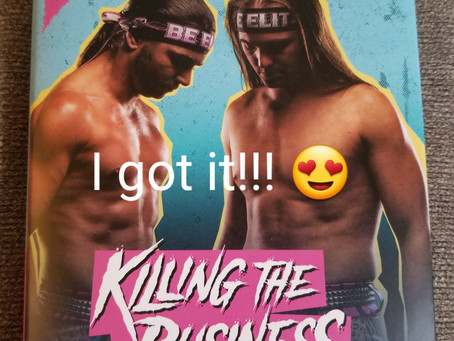 The Young Bucks Killing the Business Review