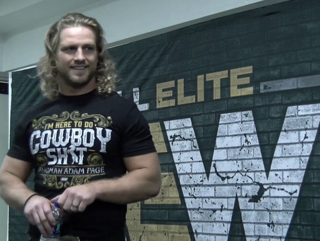 The Hangman - An Adam Page BTE/Dynamite Redemption Story