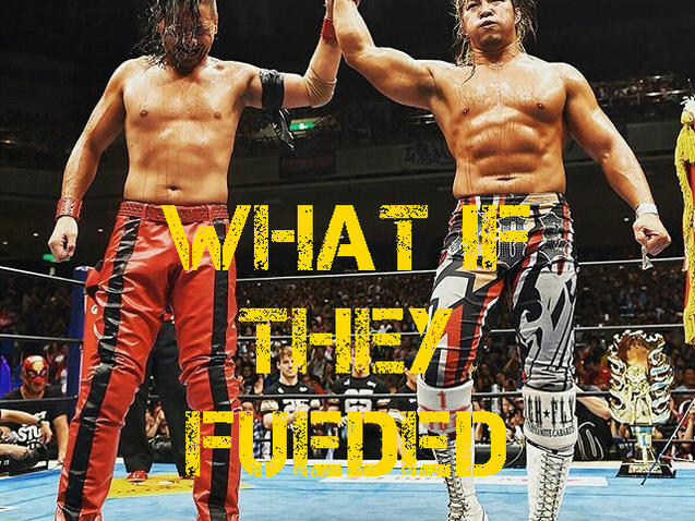 Tanahashi vs Nakamura - What if WWE Script
