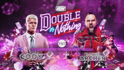 [Archive 2020] AEW Double or Nothing Prediction: Cody vs Lance Archer for Inaugural TNT Championship