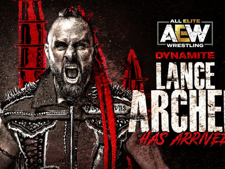 [Archive 2020] Wrestle Study - 9 Lessons from Lance Archer matches