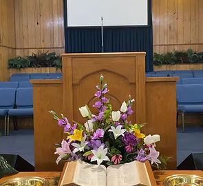 Prayer and Bible Study 7-15-20