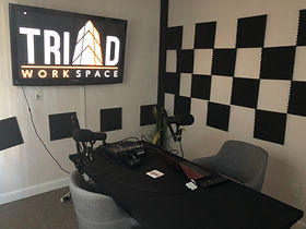 TWS Podcast Studio