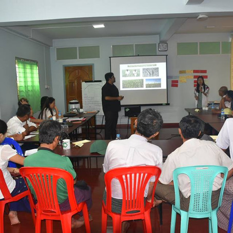 Regional Seed Platform Scretariat Meeting တိုင်းဒေသကြီး မျိုးစပါးကဏ္ဍရပ်ဝန်း ဦးဆောင်ကော်မတီအစည်အဝေး