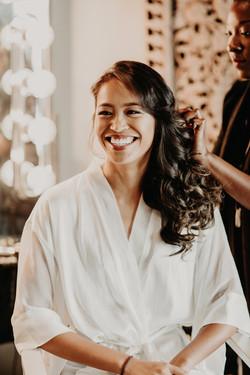 Miami wedding makeup artist