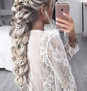 AMAZING BRAIDED HAIRSTYLES TO TRY