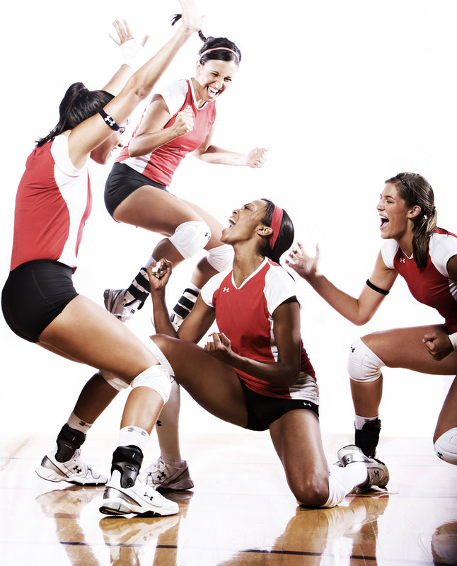 Volley Ball Under Armour