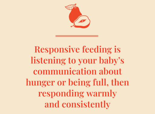 Responsive Feeding: What is it, how to do it, and why
