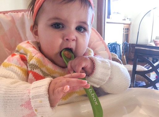 Spoons & Baby-Led Weaning