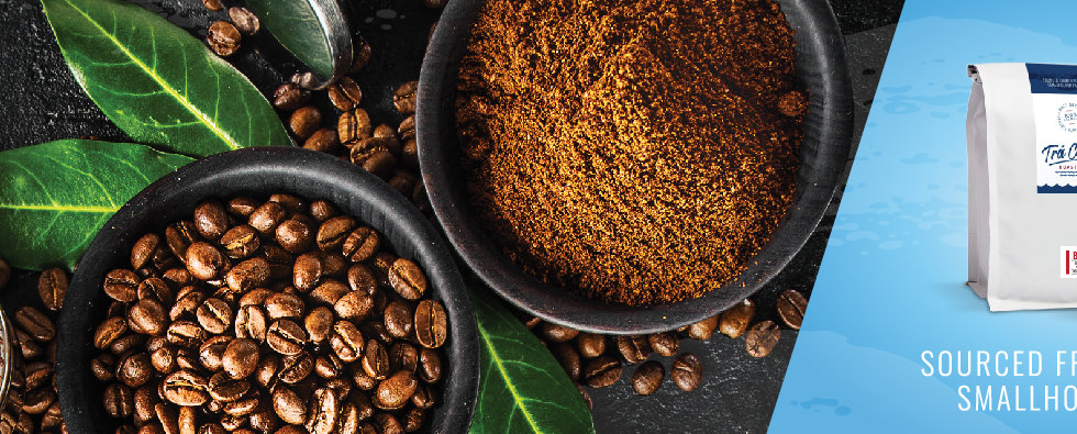 Tra Coffee Roasters LinkedIn Background