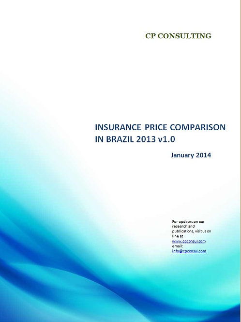 Insurance Price Comparison in Brazil