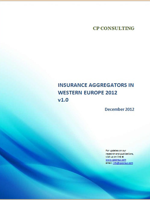 Insurance Price Comparison in Western Europe 2012