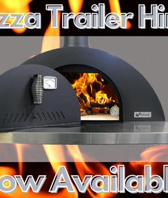 Pizza Trailer Now avaialble