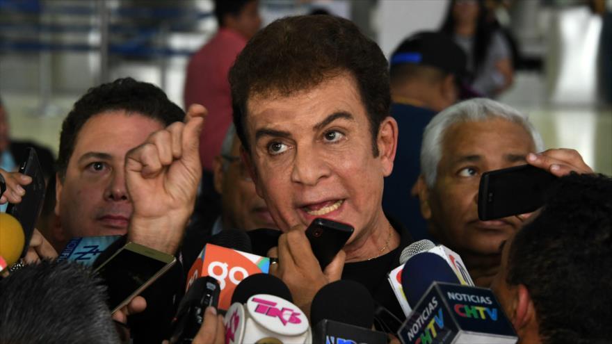 Honduras: Nasralla: Se arrepentirán países que admitan triunfo de ...