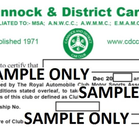 CDCC Membership