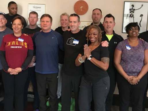 Mindfulness training aids Cleveland police — and citizens