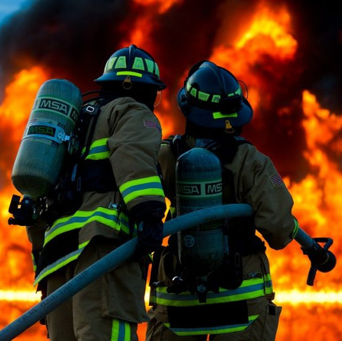 Mindfulness Training Helps Firefighters