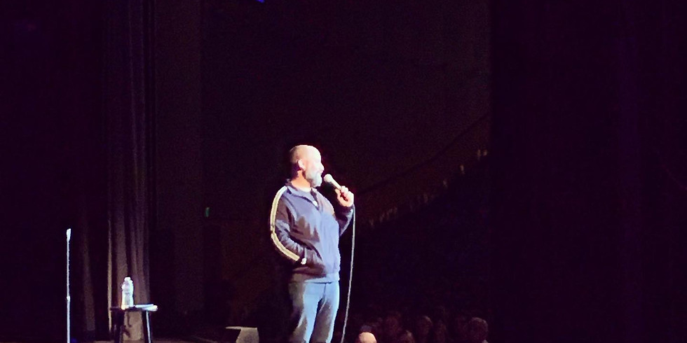Opening for Tom Segura at Comedy Works