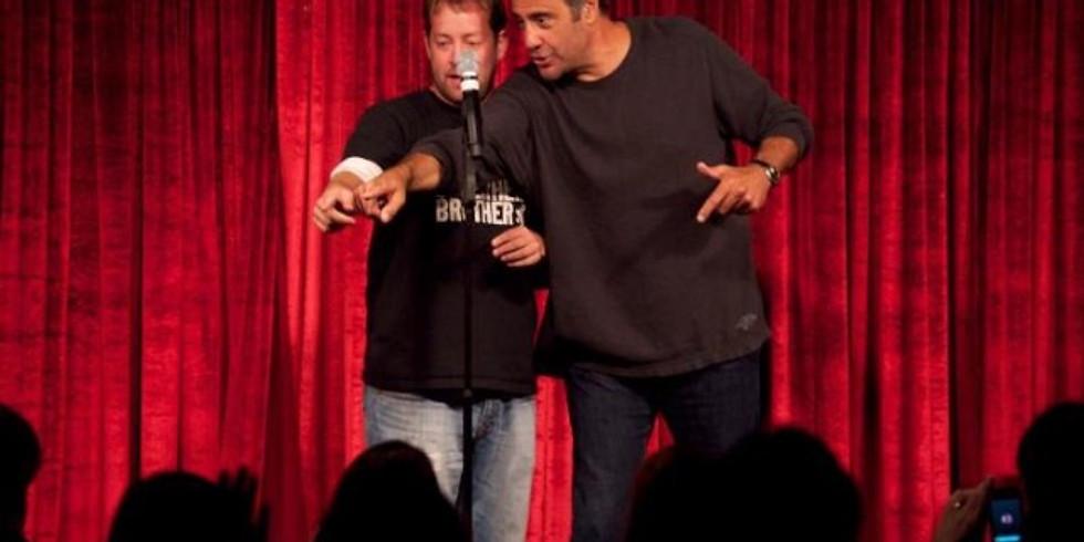 Brandt Tobler at Brad Garrett's Comedy Club
