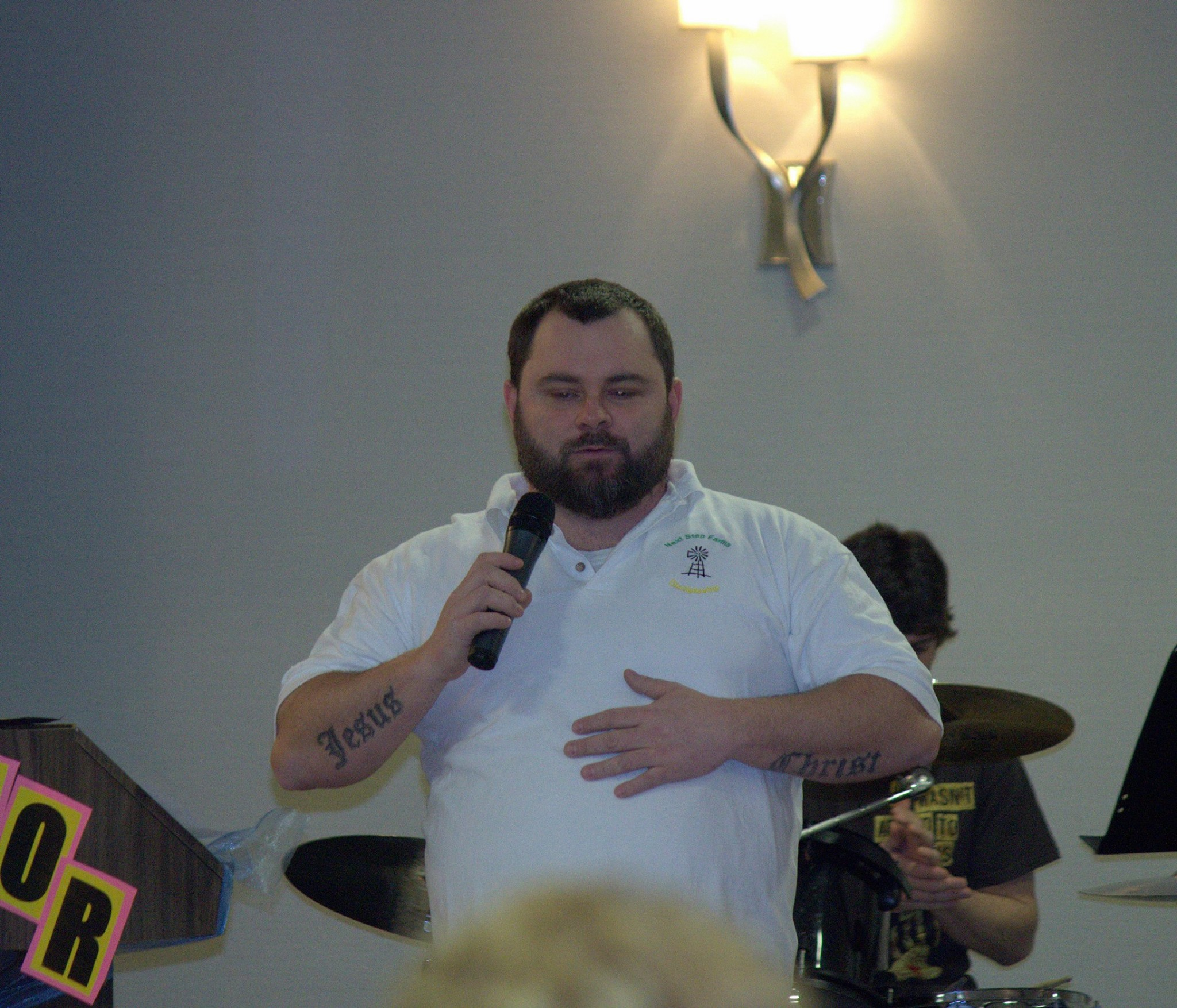 Clint Fasciano of Next Step Farms