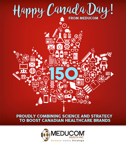 Happy Canada Day from MEDUCOM!