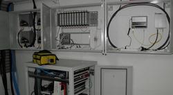 equipos de cabecera con fibra optica y moduladores digitales